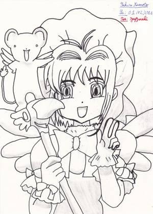 Anime / Manga : Card Captor Sakura