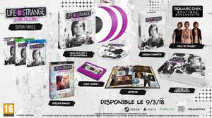 Life is Strange : Before the Storm (Édition limitée)