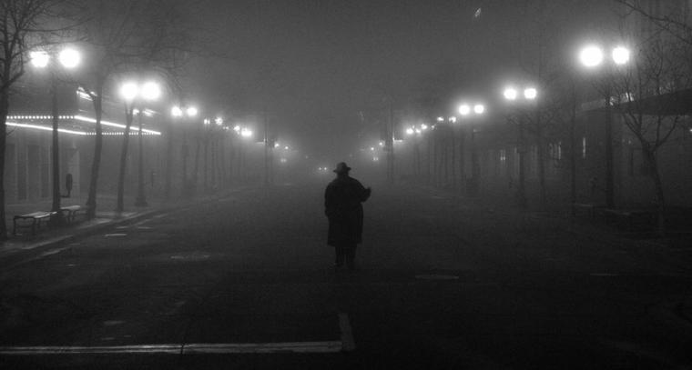 Ma poésie :  On se sent seul ?