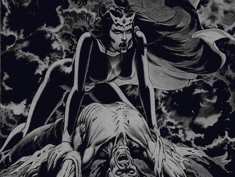 Ma poésie :   Lilith