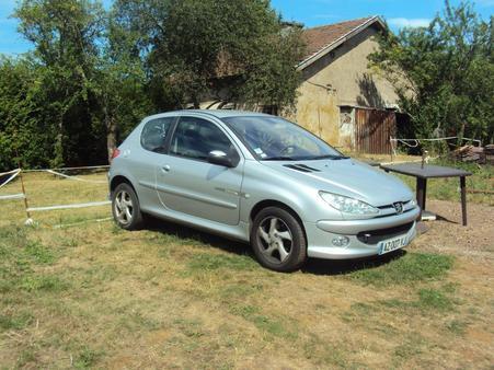 Ma troisième voiture.