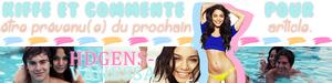 . Les différentes coupes/couleurs de Vanessa.   .