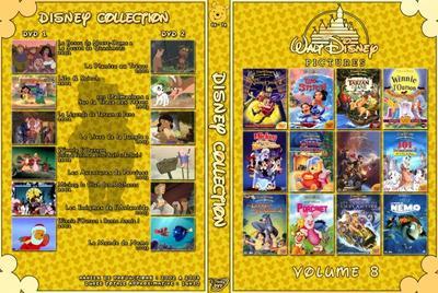Collection Disney (L'Intégrale Des Walt Disney En 12 Volumes Pour L'Instant)
