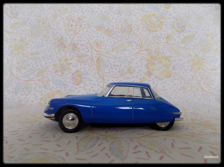 "Citroen DS 19 ""coupé Ricou1959""."