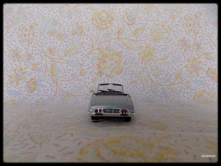 "Citroen  DS 21 ""Cabriolet 1970""."
