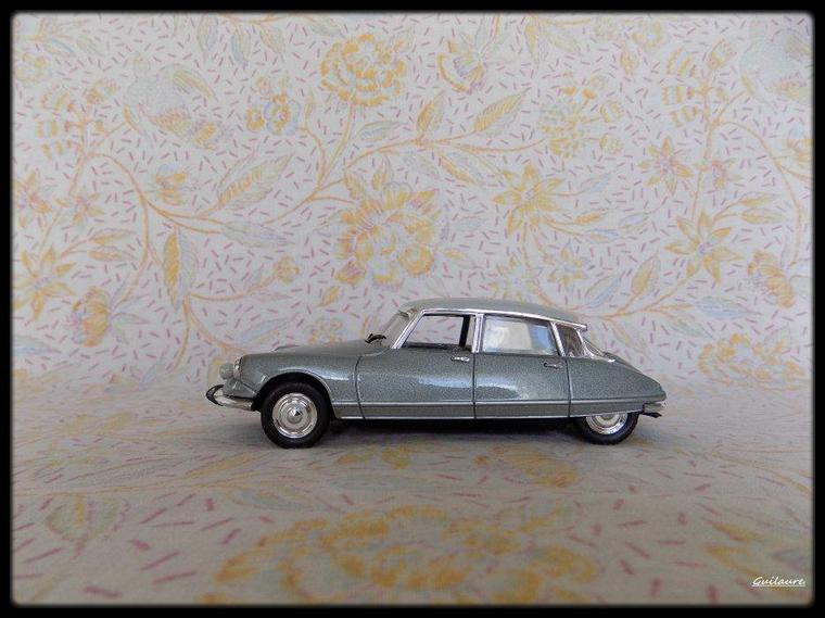 "Citroen DS  ""Pallas 1967""."