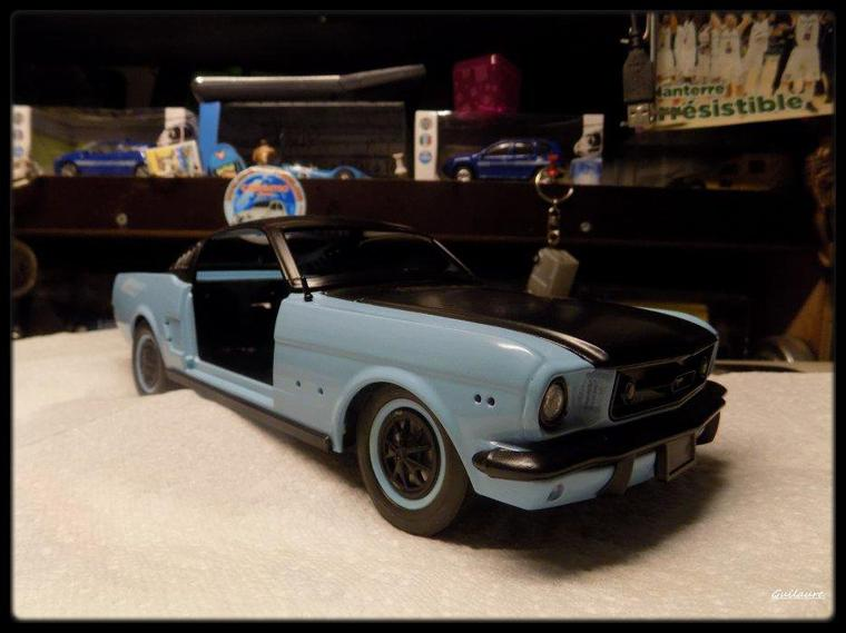 Ford Mustang suite.