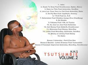 Nitso Hurema Silsil Vol.2  / Au Jour Le Jour Feat Asterolas (2012)
