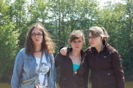 ; Mes soeurs ; Mon Bonheur! *