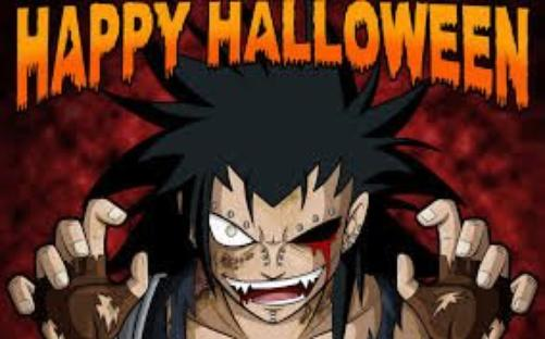 Spécial Halloween!!