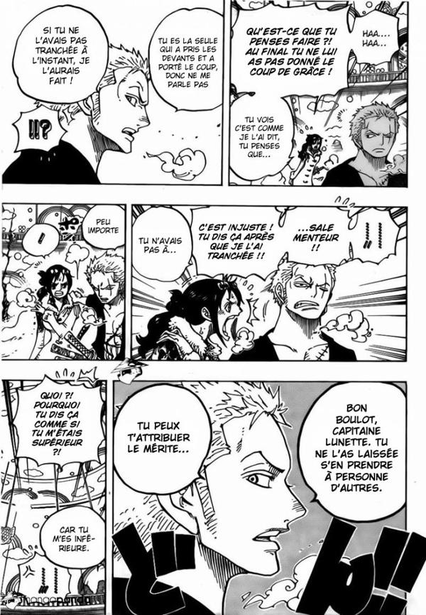 OP(one piece): chap687 (spoil)