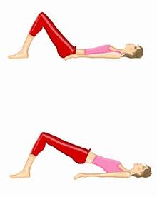 Conseils FITNESS et POIDS : EXERCICES POUR DES FESSES MUSCLEES