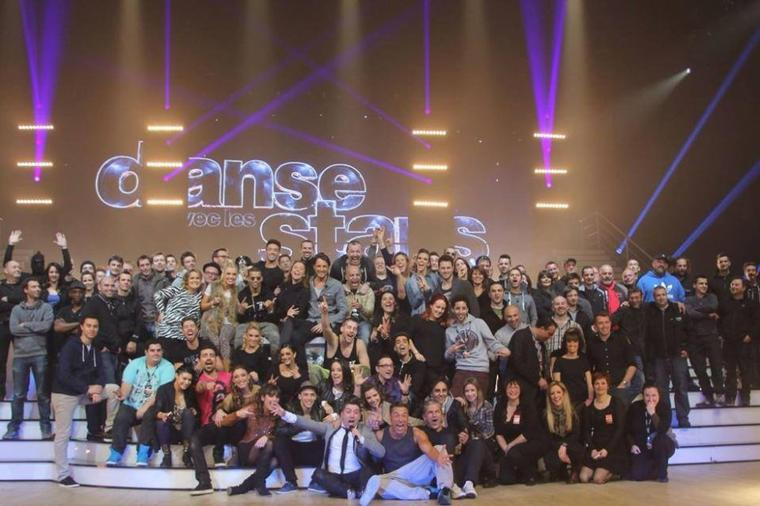 Photo de la tournée Danse Avec Les Stars la tournée