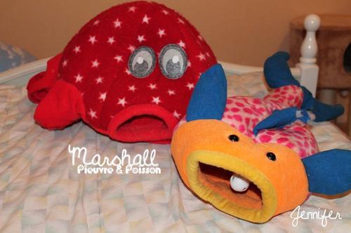 Accessoires/parc Marshall et Tabby ♥
