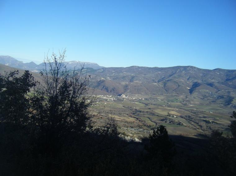 La vallée de l'Ennuye