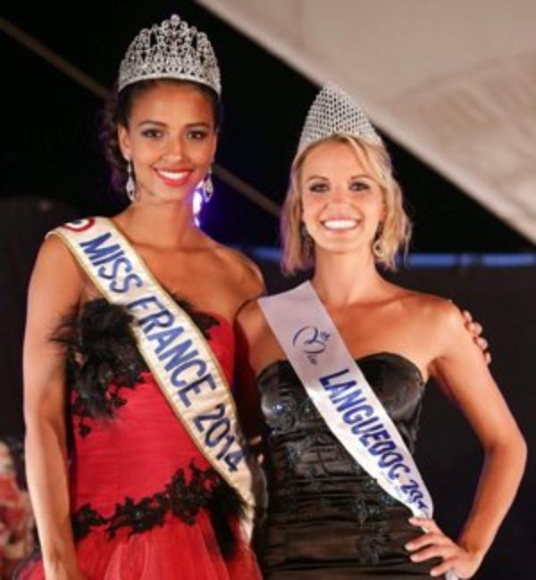 Miss Languedoc 2014 - Marie Fabre