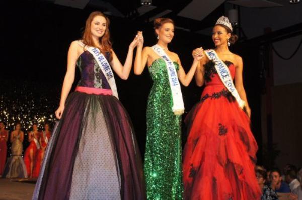 Flavy Facon - Miss Pays de Loire 2014