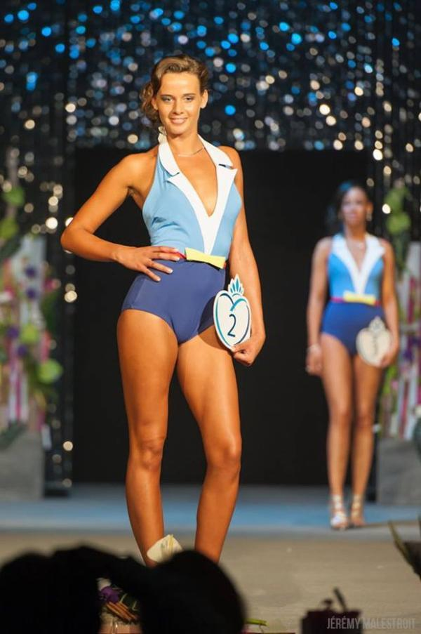 Mailys Bonnet - Miss Bretagne 2014