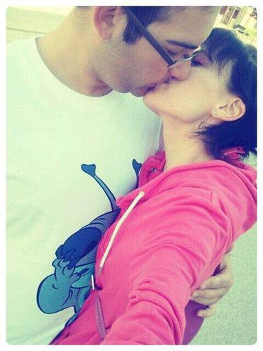 """Notre amour est né lorsque les étoiles brillaient et quand secret on rêvais de se dire """" je t'aime"""""""