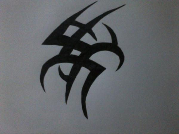 Mon premier tatouage 24/10/14   :D