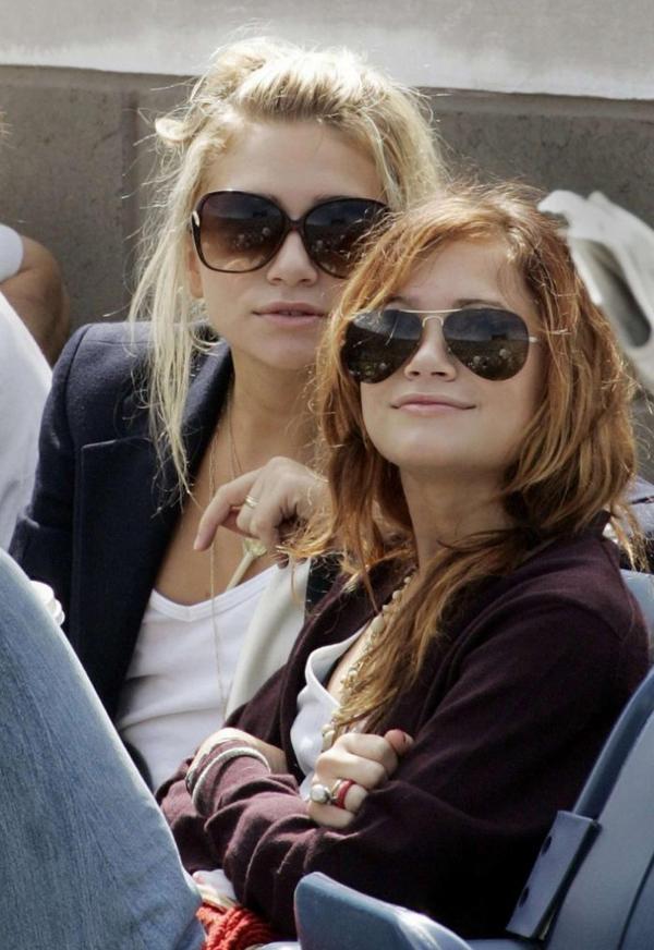 Les Jumelles Olsen (Photos & Vidéos)