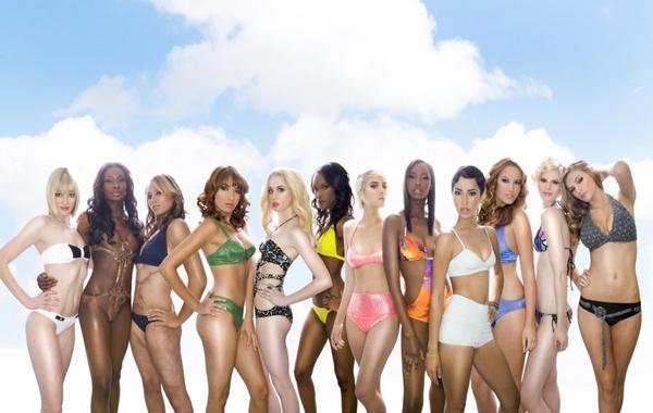 Beauty , Fashion , Color . We run the world , girls !