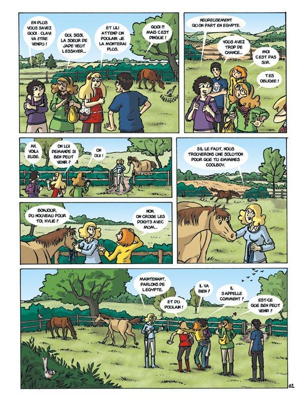 La page 2, en avant-première !