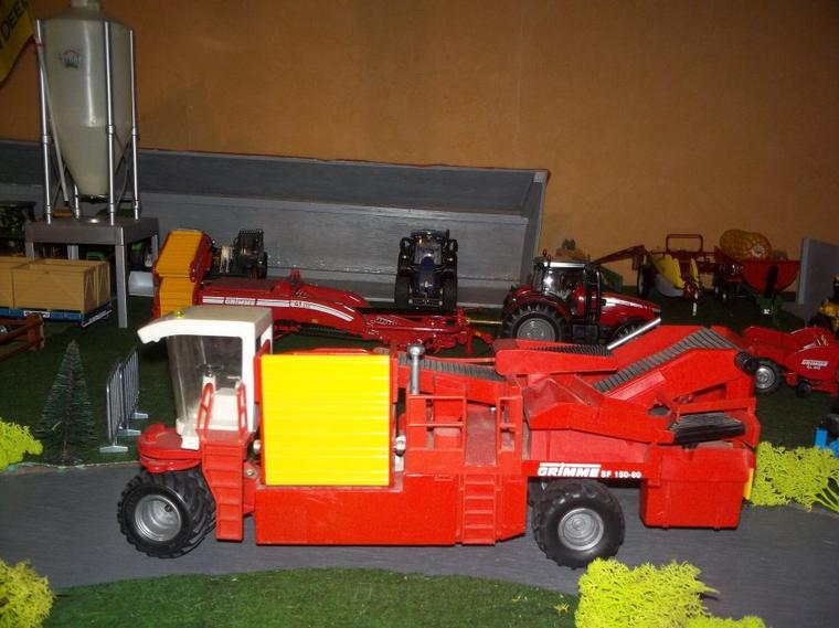 mes machines GRIMME