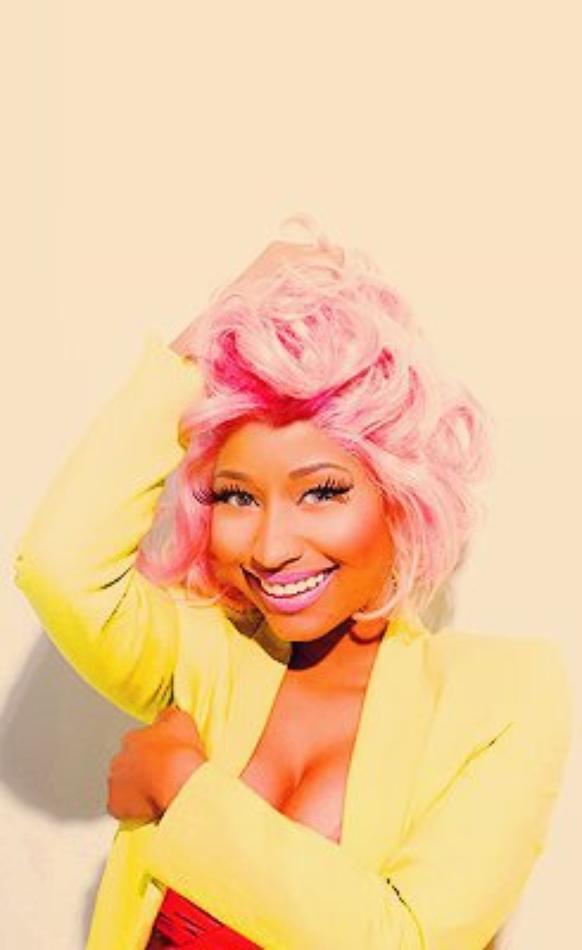 Nicki Minaj,mon dieux
