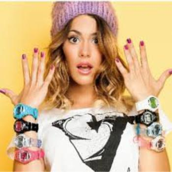 Martina Stoessel & Ses montres