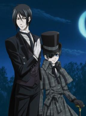 Black Butler (shōnen)