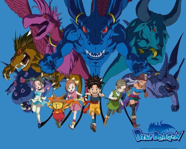 Blue Dragon (Shōnen)