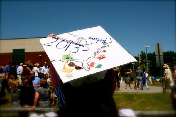 Graduation time!