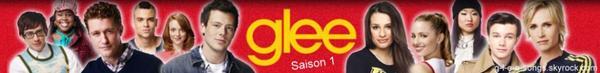 Les personnages principaux de Glee