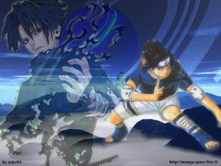 Naruto/Sasuke