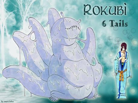 naruto / Rokubi