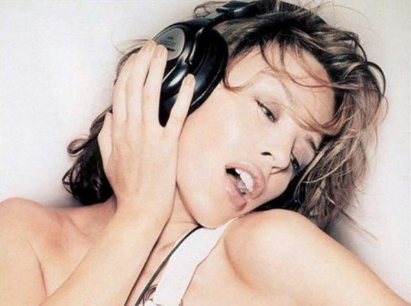 Kylie Minogue félicite son ex Olivier Martinez