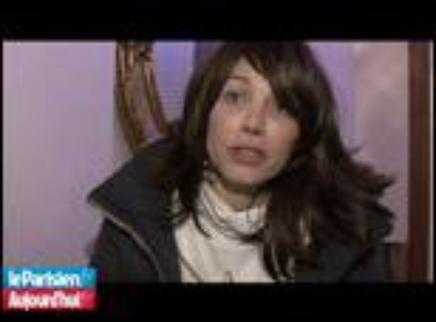Mallaury Nataf: Découvrez  son entretien vidéo pour le site du Parisen