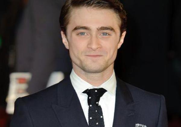 """Daniel Radcliffe: Ivre sur le plateau de """"Harry Potter"""""""