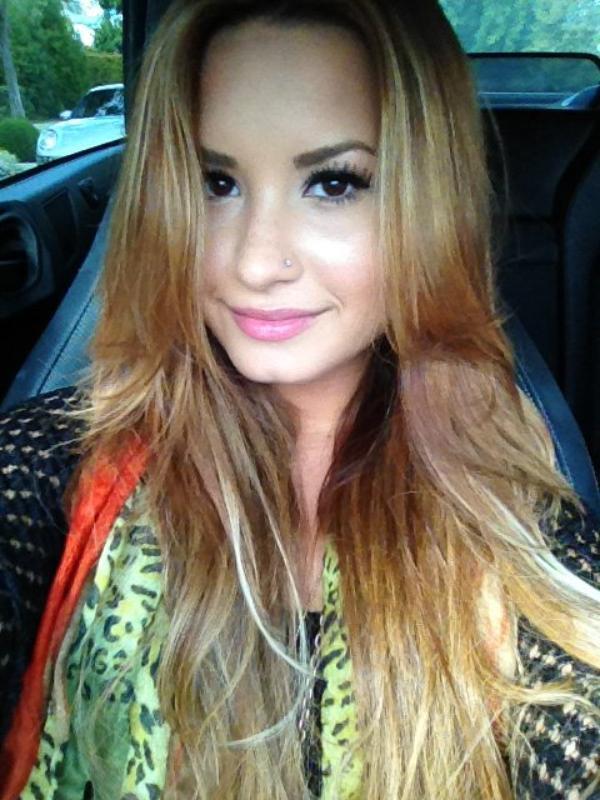 Demi Lovato: Et maintenant elle est blonde