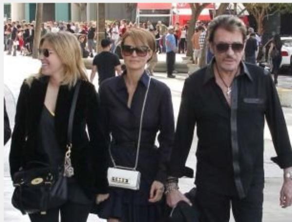 Johnny Hallyday : Le rockeur va raconter toute sa vie grâce à Amanda Sthers