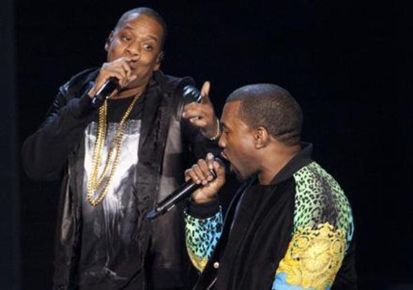 Jay-Z &t Kanye West: Une troisième date a Bercy le 18 juin 2012