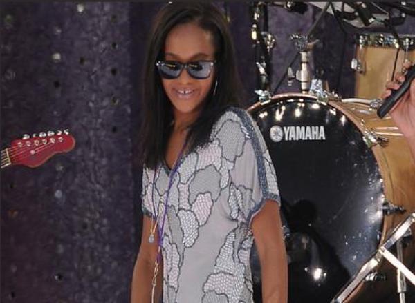 Whitney Houston: Sa fille veut épouser frère adoptif
