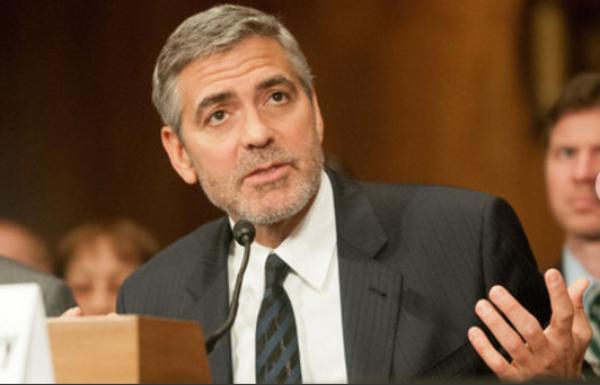 George Clooney: Il a été libéré sous caution