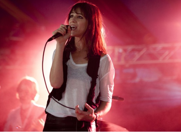Charlotte Gainsbourg: Elle sera en concert à La Cigale le 21 mai