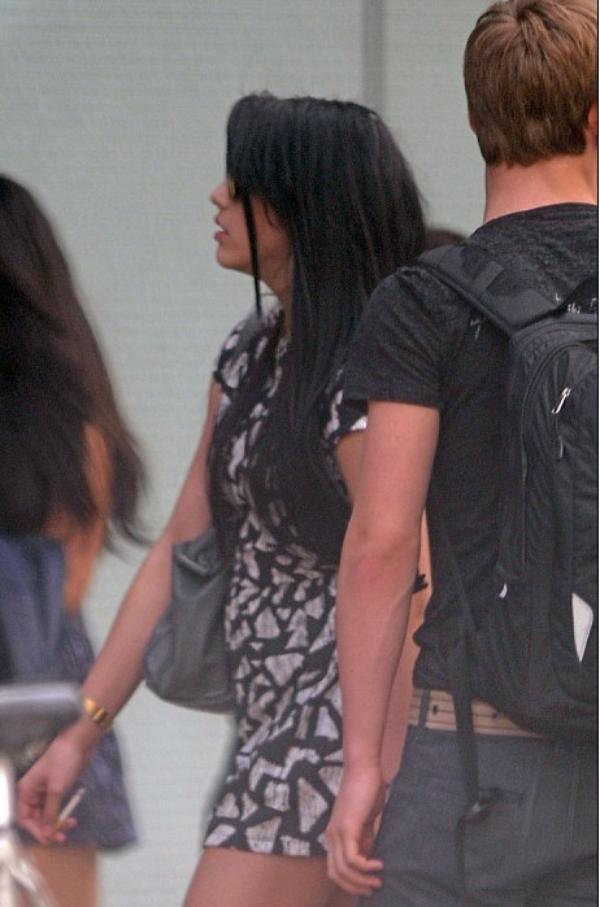 Lourdes Leon : à 15 ans, la fille de Madonna est accro à la cigarette !