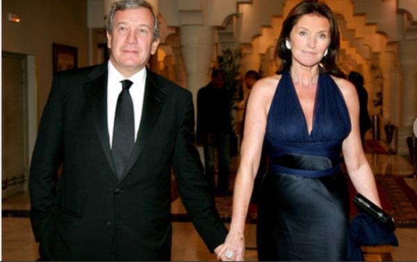Cécilia Attias : son mari prend sa défense