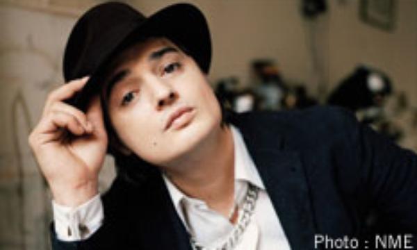 Pete Doherty: Il prépare son nouvel album