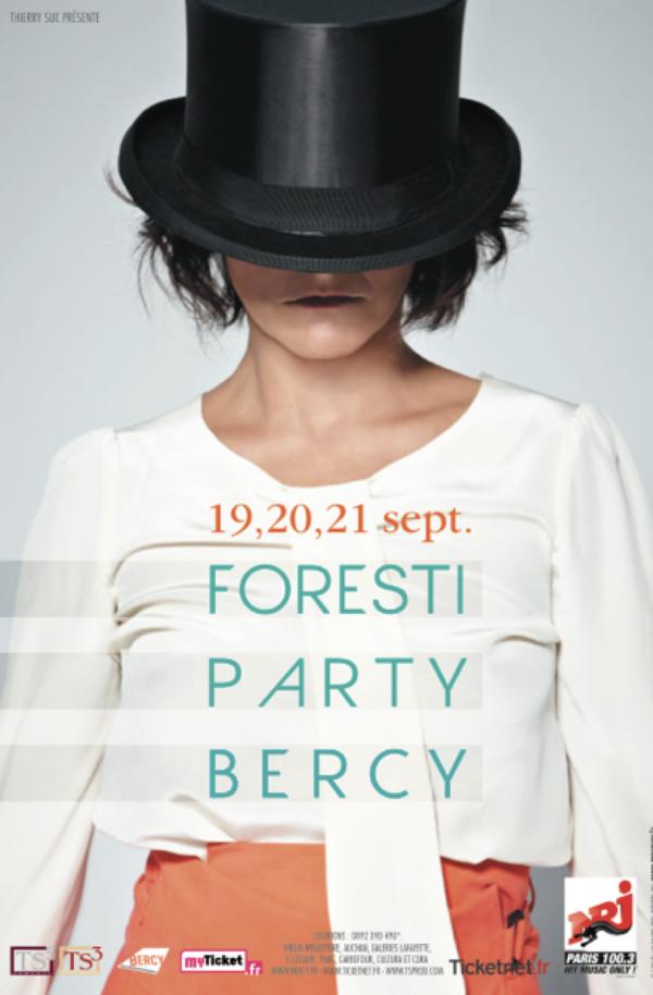 Florence Foresti: Les 19,20 et 21 septembre a Bercy