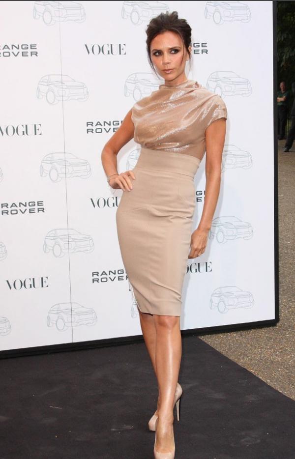 Victoria Beckham :38 ans aujourd'hui